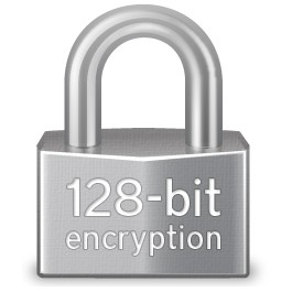 Image result for 128 bit encryption