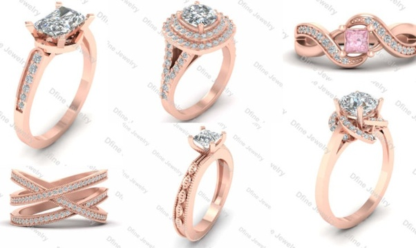Best Place To Buy Wedding Rings.Where Is The Best Place To Buy Rose Gold Engagement Rings Quora