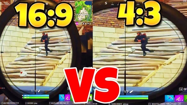good this is why some streamers don t use it - best stretched resolution fortnite reddit