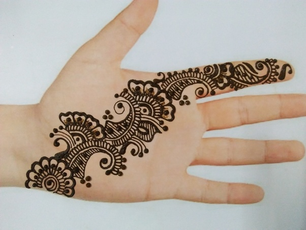 What Are Easy Henna Designs For Beginners Quora