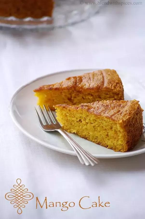 recipe: eggless mango cake recipe without condensed milk [2]