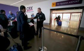 Can a person with a chinese passport cross the border between san diego tijuana airport very international part sciox Gallery