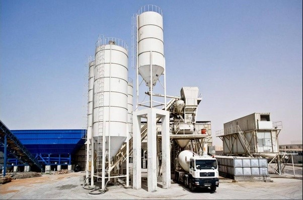 How Does The Concrete Batching Plant Work Quora