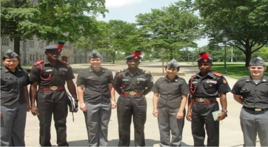 How is their uniform in NDA Kaduna? - Quora
