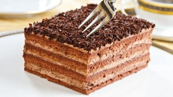 how to make a gateau sponge