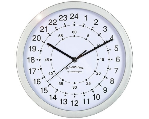 what countries use the 24 hour clock quora