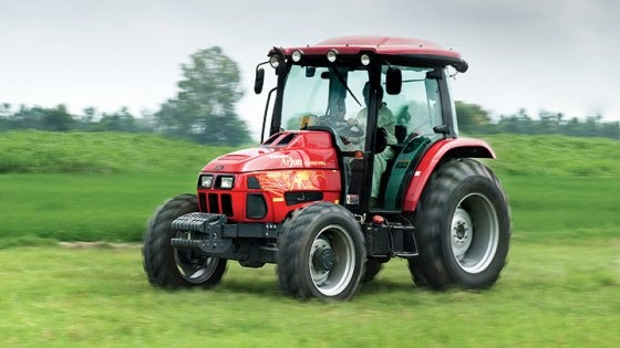 What is Mahindra Tractors? - Quora