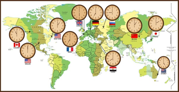 Why not all the world have the same clock quora time zones map from luv2gospot article world time zones gumiabroncs Gallery