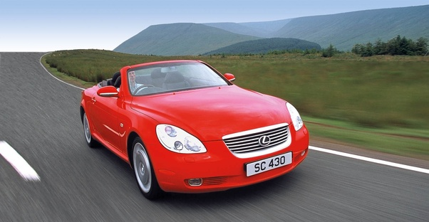 Why Did Top Gear Say That The Lexus Sc430 Is The Worst Car Ever I M Sure That There Are Worse Cars Quora