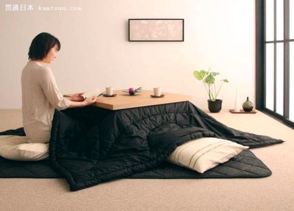So How Did The Japanese Solve The Heating Issue Then? Well, Hot Baths And  The Magic Heated Table Called Kotatsu.