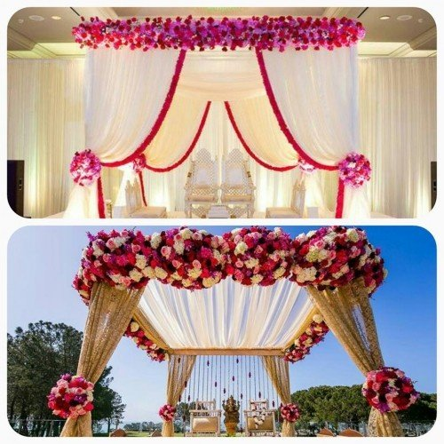 Can Anyone Share Photos Of Wedding Decoration For Stage Quora