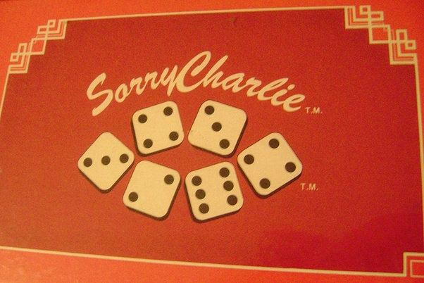 Are you familiar with a dice game called Sorry Charlie? We