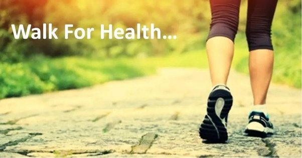 how long should it take a healthy person to walk a mile to gain the