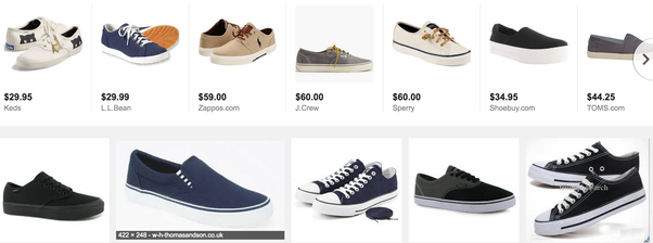 what are canvas shoes quora