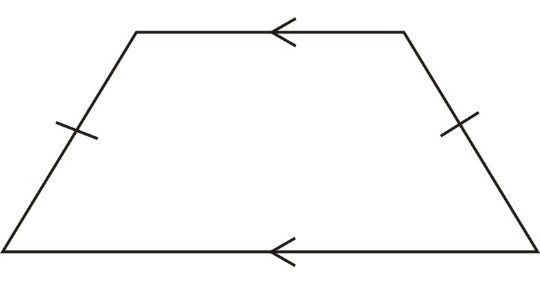 trapezoid and rhombus relationship help