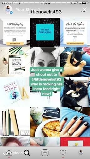 15a1af4f834 What s the proper way to make a shout out on Instagram  - Quora