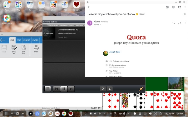 Is there any better alternative to Windows, MacOS and Ubuntu