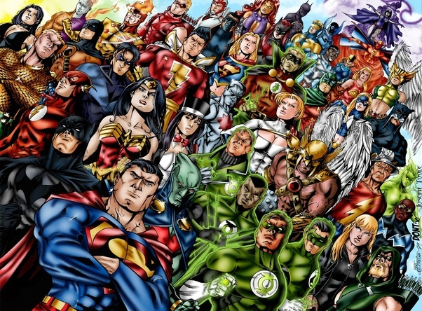 how to know everything about dc comics quora