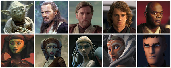 Who Are The Voices Of The Jedi In Star Wars Rise Of Skywalker Quora