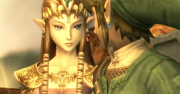 is the legend of zelda skyward sword comparable to twilight