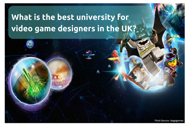 What Is The Best University For Video Game Designers In The UK Quora - Good colleges for video game design