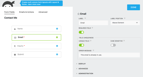 What are the best form builder services? - Quora