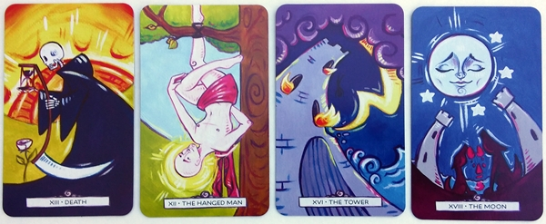 Which are your favorite tarot decks and why? - Quora