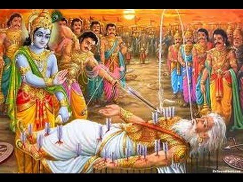 Was Bhishma Pitamah Stronger Than Lord Krishna Quora