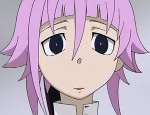 Crona's character seems inspired by another character from a manga called B. Ichi , written by Atsushi Okubo, the very same mangaka.