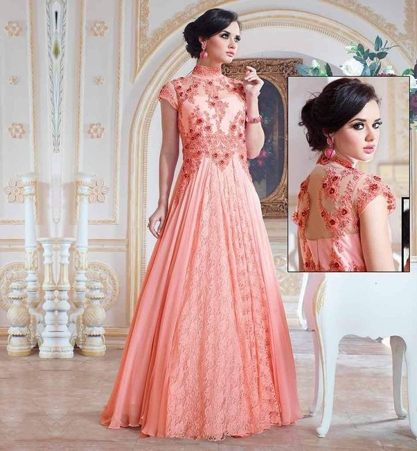 What is the most trendy dress to wear for my sister\'s marriage in ...