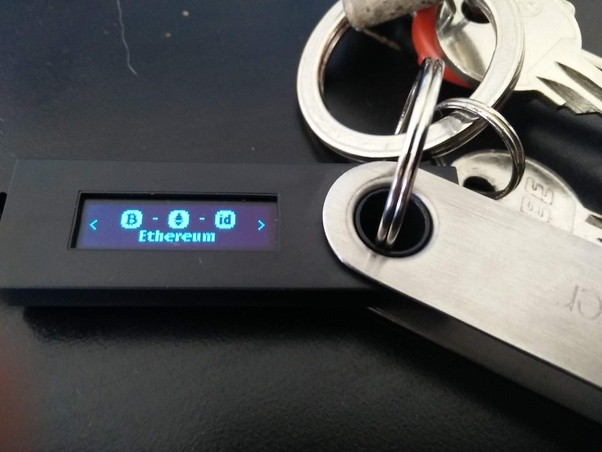 The Consensus Is That Ledger Nano S Or Any For Matter Gold Standard Holding Your Coins A Great Device Which I