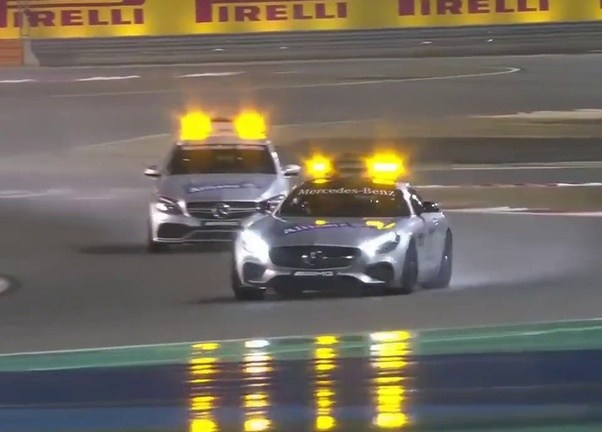 In F1 racing, why is the safety car always a road car and not ...