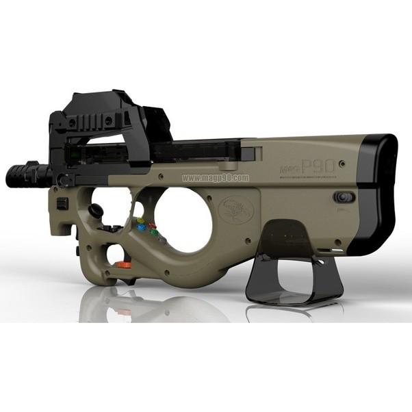 Is there a gun controller for the PS4?