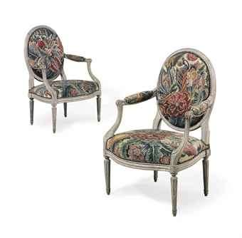 what are the main differences in style of furniture from louis xiv