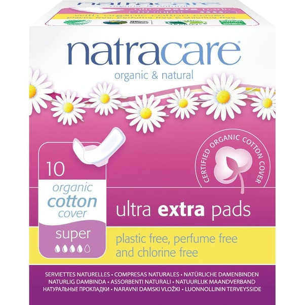 What are some organic sanitary napkins available in India