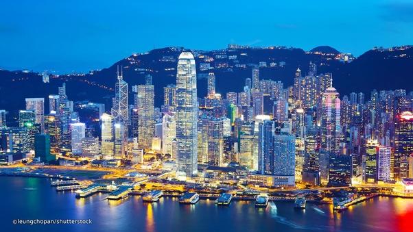 Hong Kong Island Cosmopolitan Hotel