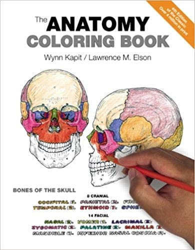 How will I get The Anatomy Coloring Book 4th Edition book as