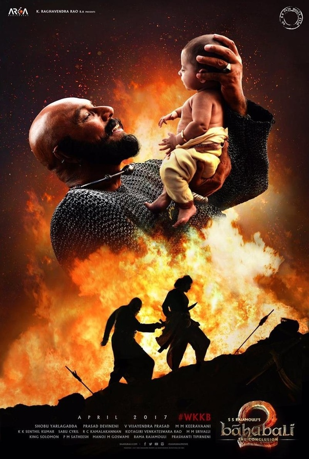 How will the money earned in Bahubali be distributed? - Quora