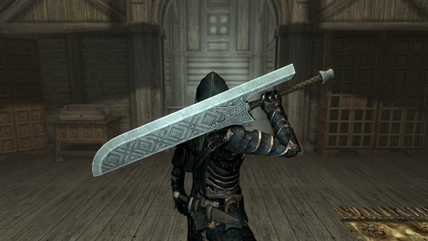 What are some cool two-handed weapon mod for Skyrim? - Quora