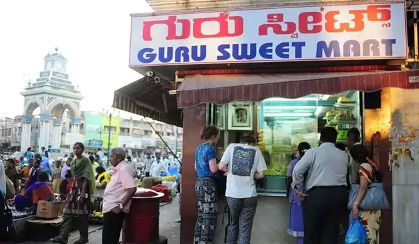 Guru Shop which is the best shop in india for mysore pak quora