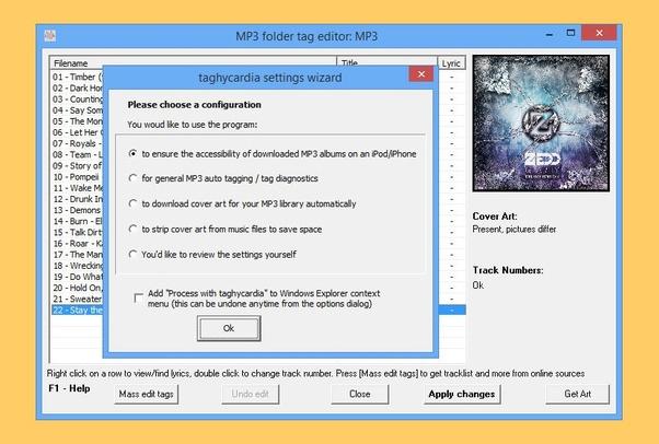 mp3 cover downloader online
