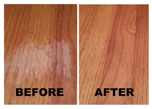 Get Scratches Out Of Vinyl Flooring, How To Get Scratches Off Laminate Flooring