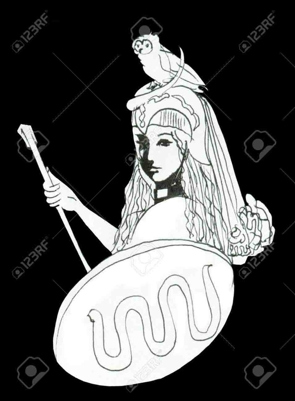 What Is Athena The Goddess Owl Called Quora