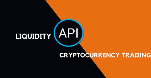 Liquidity provider crypto exchange