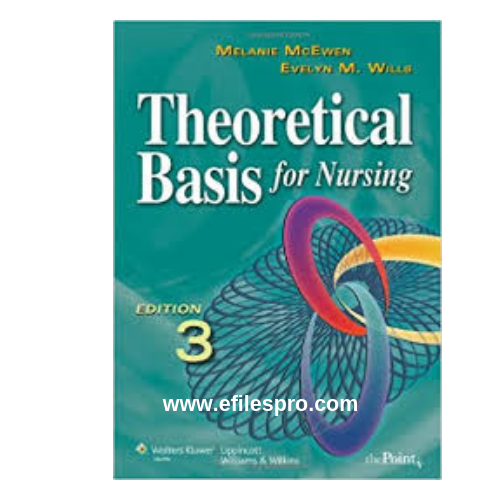 Where Can I Download Test Bank For Theoretical Basis For Nursing 3rd