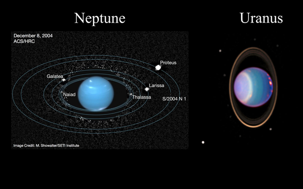 Is There Any Rings On Neptune