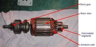 how to find armature inductance