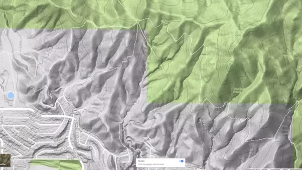 Why Has Google Maps Not Invested Interest In Trails Hiking And - Google maps trails