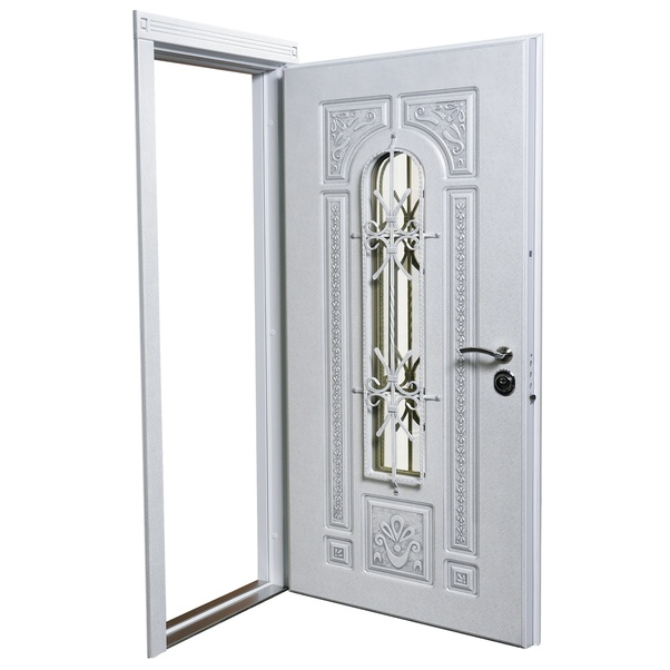Is steel frame door is more secure? - Quora