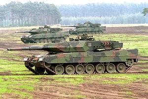 German Leopard Tank Vs M1 Abrams Best 2017